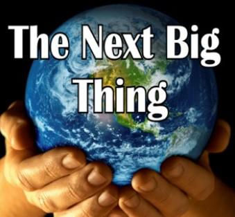 Next Big Thing Blog Hop logo