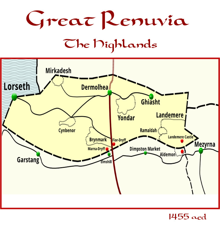 The Highlands — 1455 aed